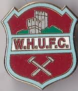 1950's West Ham badge