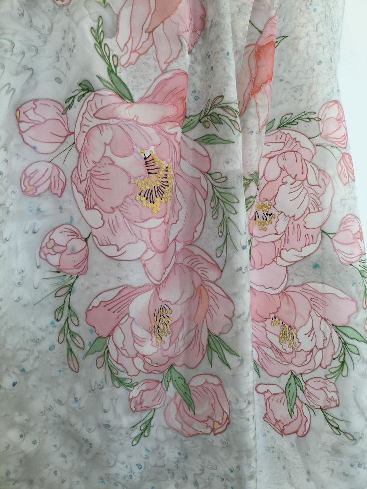 Pink Peonies by AllOfMyHobbies on Etsy https://www.etsy.com/listing/582812287/pink-peonies