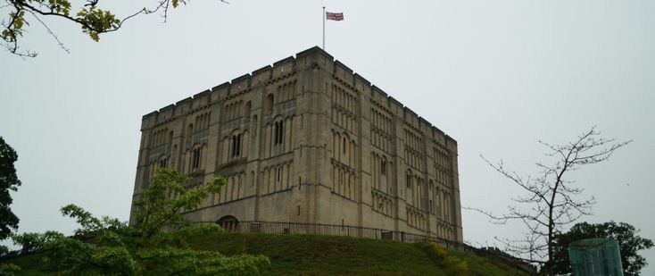 Norwich Castle | Eastern England | Castles, Forts and Battles
