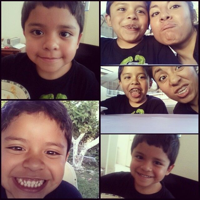 This is my little brother, he is six years old. There are time when he can be annoying and hard to handle but at the end I still love him and care for him. When I'm back home he loves to play around with me and enjoys talking me. My little brother looks for me when he feels upset or sick because he know that I will try to make things better for him. He is the newer generation were they can help us shape the world to a better place. At the end they reunit family together.