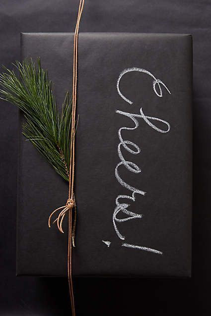 Chalkboard Craft Paper Roll - anthropologie.com