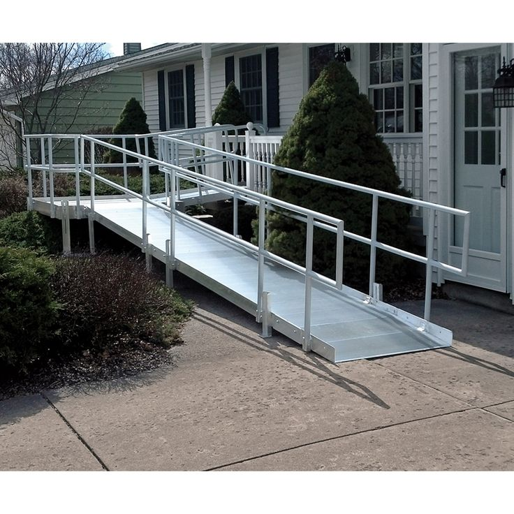 how to build a ramp for a mobile home