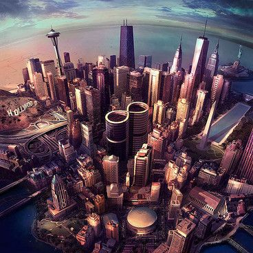 Foo Fighters: Sonic Highways. Dave Grohl and co return with their ambitious eighth studio album which saw them travel across America to make the record.