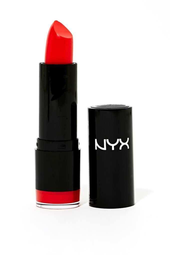 NYX Cream Lipstick - Coral Red