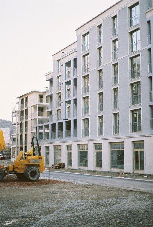 'Hunziger Areal' Dialogweg 3 & 7, Zürich, 2014