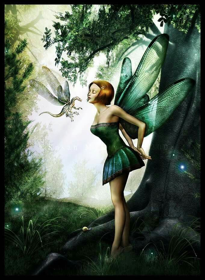 2435 Best Fairies, Fae Folk, Dryads, Nymphs, Pixies