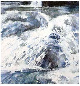 Drawing seascapes offer challenges and artistic possibilities that make them ideal subjects for artists of all levels.    www.drawing-made-easy.com   #watercolor