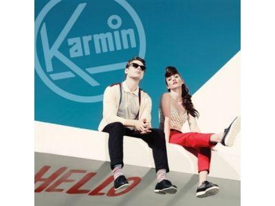 Karmin, my new fave band. Addicting music.