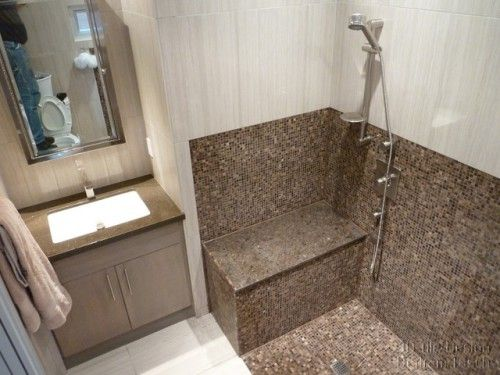 Superior Wheelchair Accessible Disability Shower   West Vancouver   Modern   Bathroom    Vancouver   By   Bertram Tasch