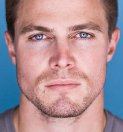 On the (Fantasy) Casting Couch: Sylvia Day's Crossfire Series | Stephen Amell for Gideon Cross