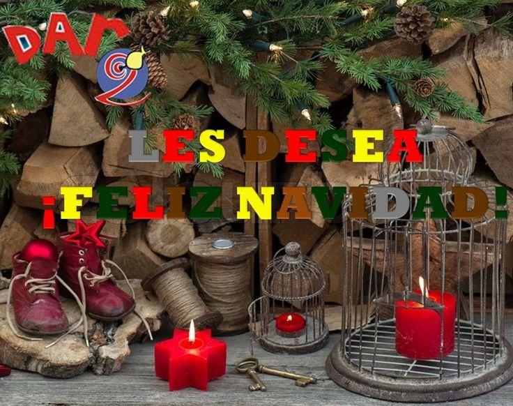 Desde Dar2 os deseamos una Feliz Navidad llena de paz, amor y salud. Que paséis unos maravillosos y cálidos días con los vuestros.