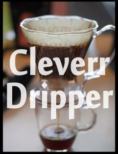 2 New Brewing Guides: Clever Dripper and Chemex - Coffee Brew Guides