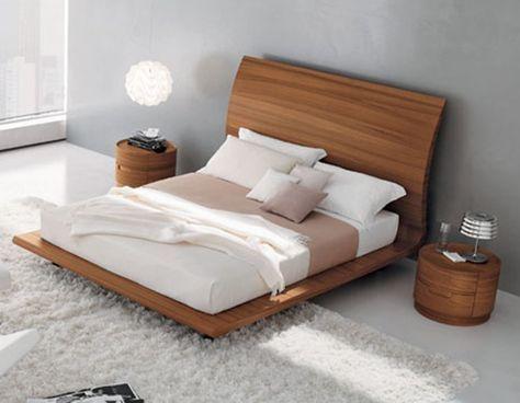 cuartos minimalistas -