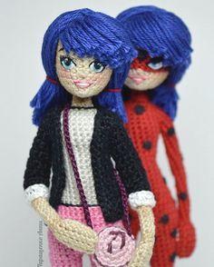 """372 Beğenme, 17 Yorum - Instagram'da Мастерская Паращенко Анны (@annalitoshik): """"Но когда Парижу грозит беда я перевоплощаюсь в супергероиню Леди Баг!!!#dollphotography #dolls…"""""""