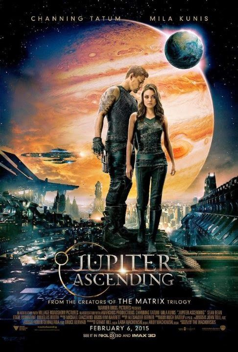 Sheep Movie Review: JUPITER ASCENDING | I Smell Sheep
