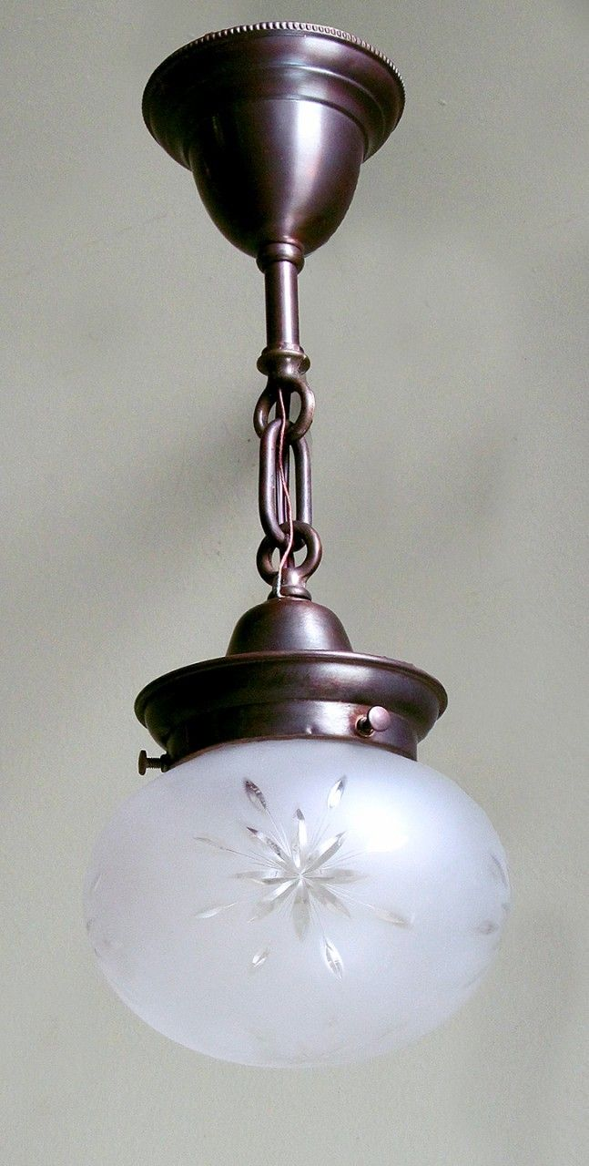 14 best historic lighting images on pinterest colonial ceiling materials unlimited l12349 antique colonial revival ceiling light fixture with etched globe 43500 arubaitofo Image collections