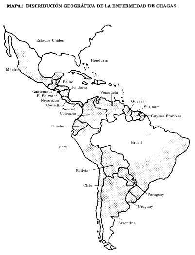 Investigaciones De La Eliminacin De La Enfermedad De Chagas Salud