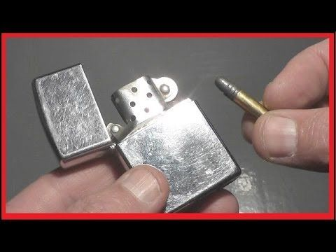 Soldier's life saved by a ZIPPO LIGHTER? Fact or Myth - YouTube
