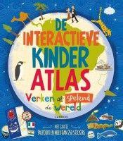De interactieve kinderatlas – Jenny Slater
