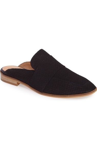 Free People At Ease Slide Loafer (Women) available at #Nordstrom