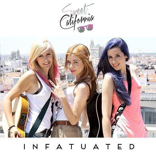 Sweet California: Infatuated (CD Single) - 2013.