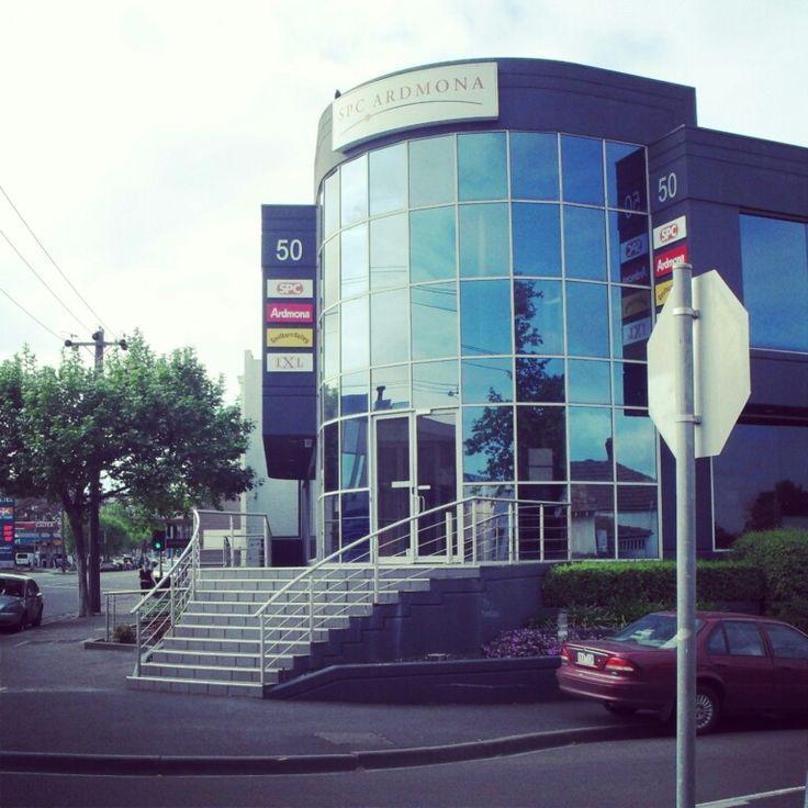 SPC Ardmona headquarter at Camberwell Rd, Melbourne