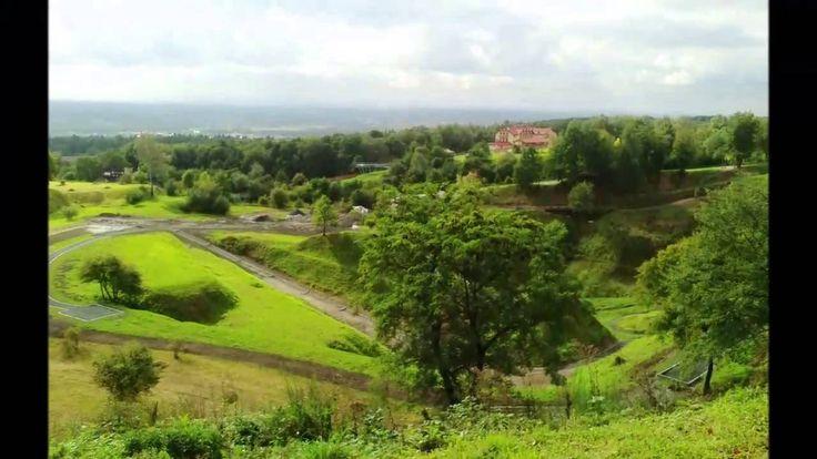 Leśnica / Góra Świętej Anny - Taras nad wulkanem - wrzesień 2014 Fajna fotorelacja z mało znanego miejsca.
