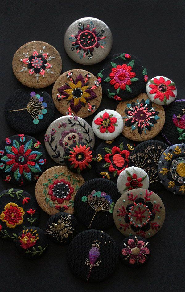 Embroidery — MinaSmoke