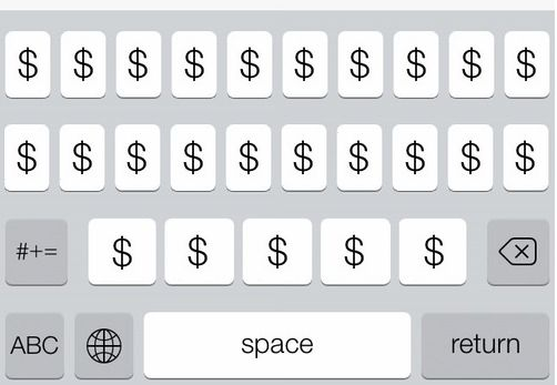 the only keyboard i need