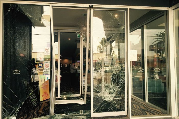 The Cobram Hotel was one of several businesses in the local area damaged during a ram raid attack in Northern Victoria earlier this week. With the individuals responsible yet to be caught, it is now time for businesses in both metropolitan and rural areas to adopt measures to prevent the crime of ram raiding, one that is becoming far too prevalent in recent times. #australianbollards #ramraid #cobramhotel