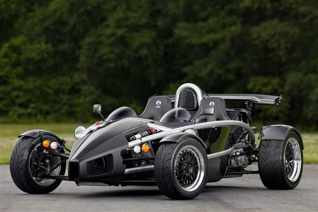 700 Horsepower Twin Charged Ariel Atom 1