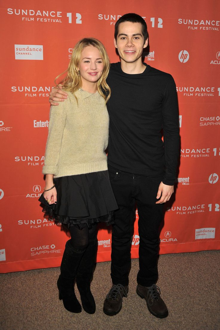 Britt Robertson reveals the worst thing about dating Dylan O'Brien
