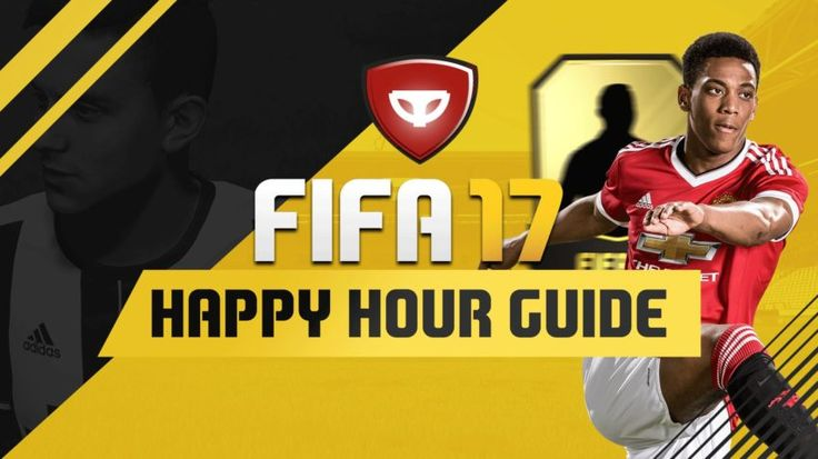 FIFA 17 Happy Hour Times for FUT – Promo Pack Offers List