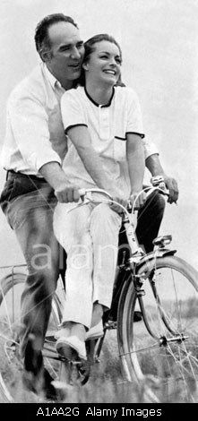 Romy Schneider Michel Piccoli  Les Choses de la vie Year 1970 Director Claude Sautet