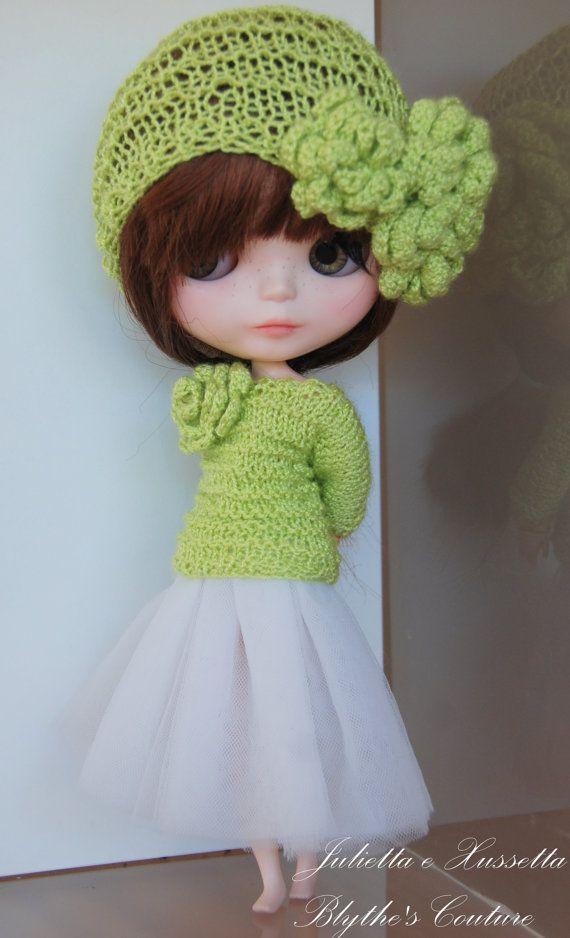 #Blythe #cute doll