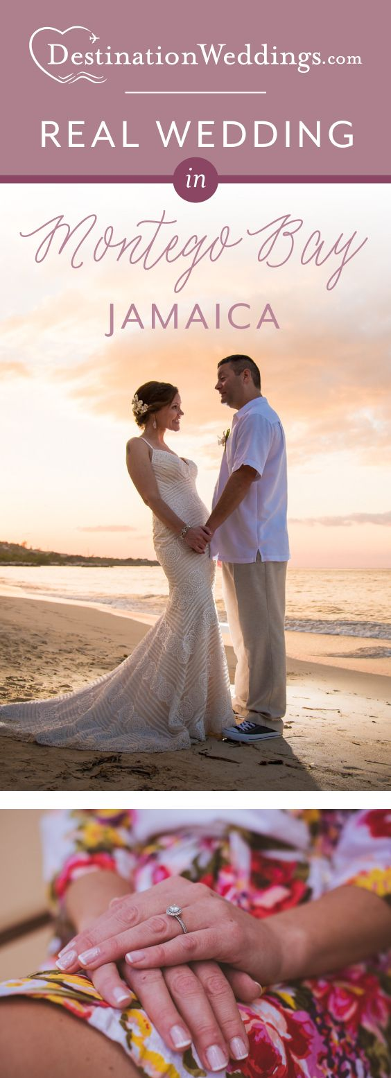 Check out our latest blog to read more about Caroline & Bryan's tropical destination wedding in Montego Bay, Jamaica!  destination weddings in Jamaica | destination weddings in Montego Bay | destination wedding inspiration | destination wedding | all-inclusive resort | beach wedding | real destination wedding