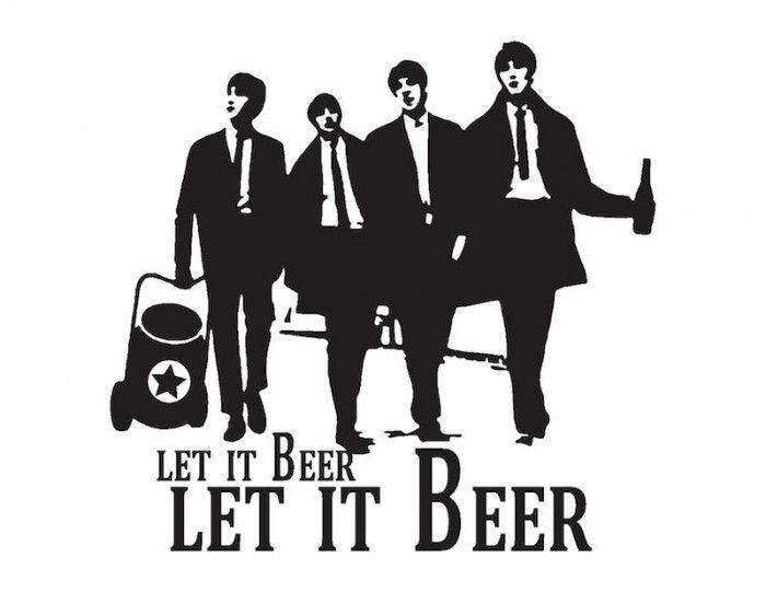 Pôster com cerveja! – Ideias Diferentes