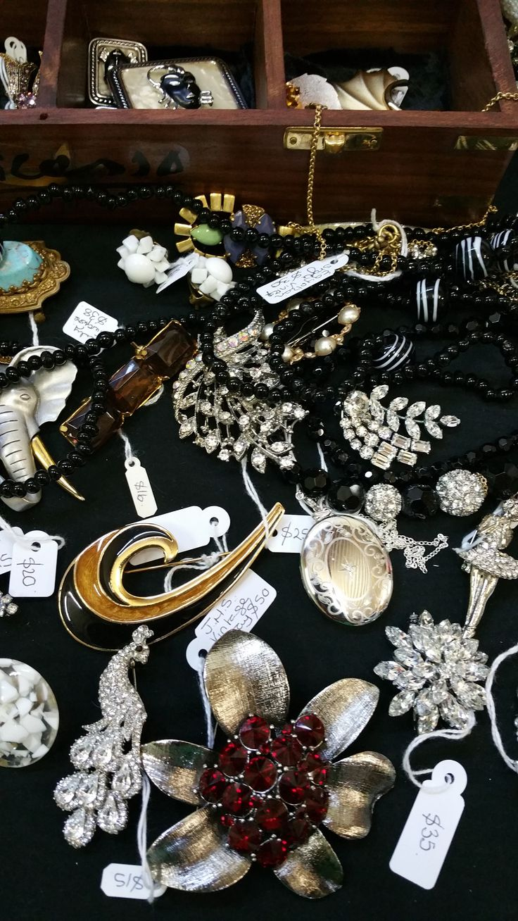 Vintage Jewellry by Mary Anne Pritchard Childrens