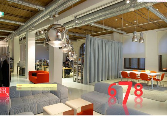 Modern Office Spaces – KOKO3