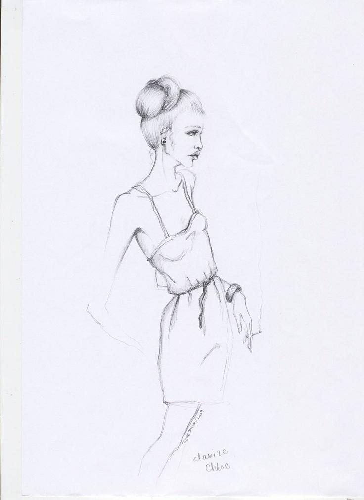 Girl, by Tibbe Smith. www.tibbesmith.com