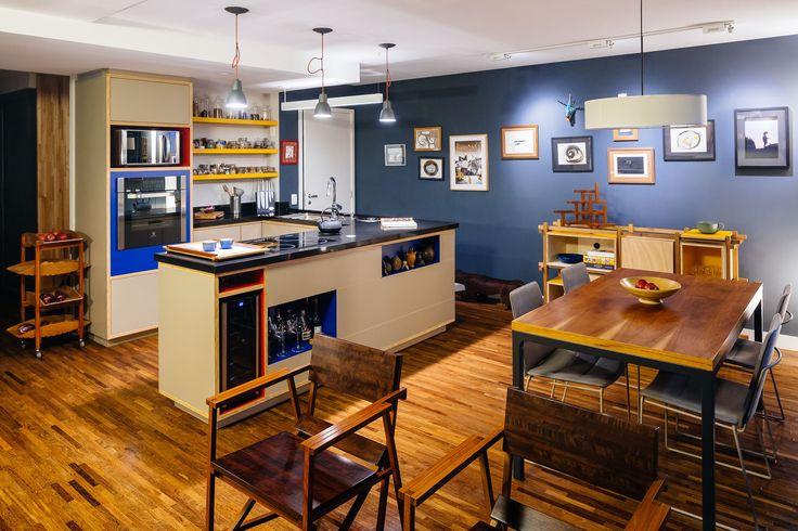Apartamento Edifício Brasil / Alvorada Arquitetos