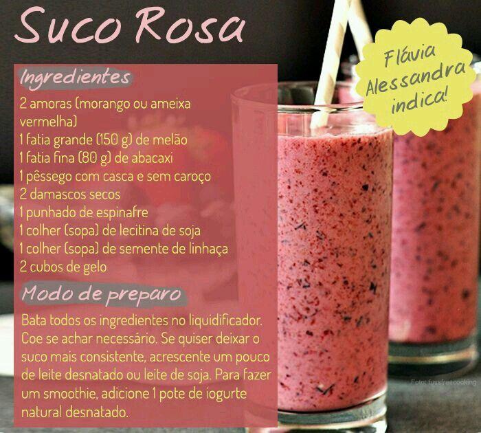 Suco Rosa