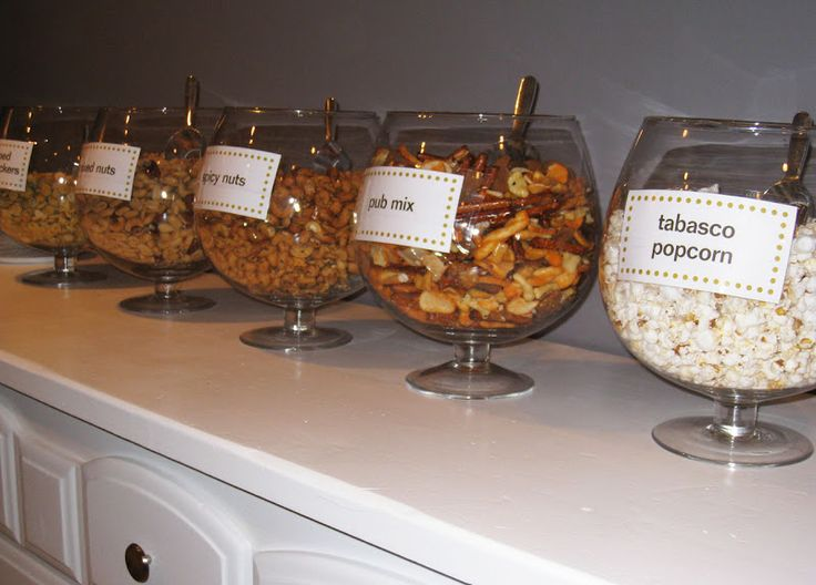 beer-tasting party...cute snack ideas! Cute idea for a mans b-day party!