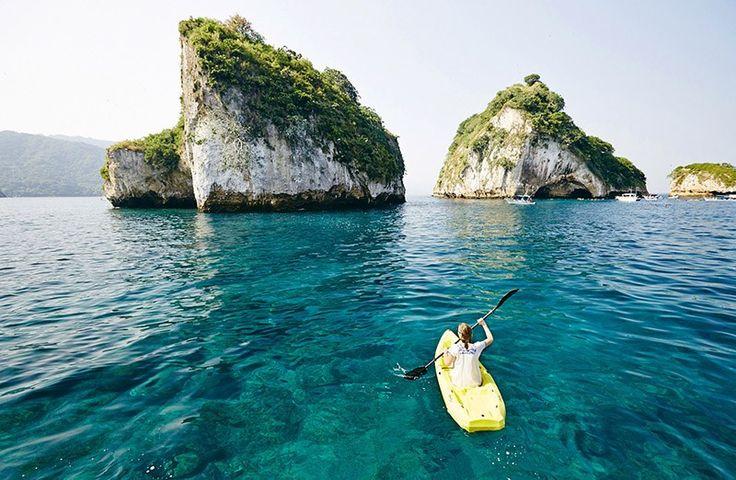 los arcos kayak puerto vallarta