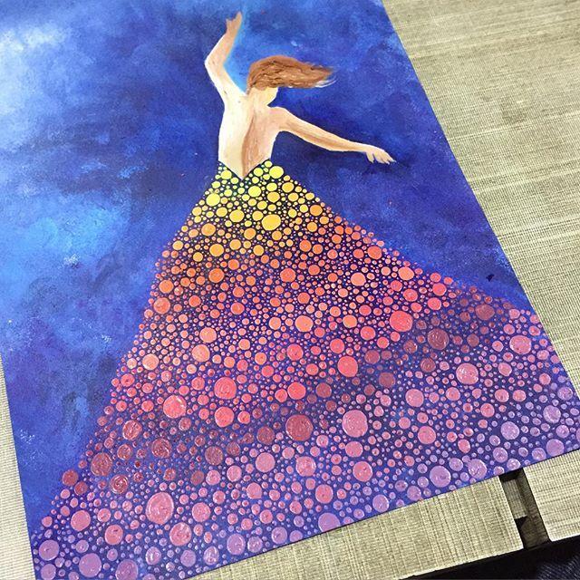 #dotpainting #dotpainting #aboriginal #aboriginalart #dotart #arts_gallery #arts_help #art_spotlight #art_worldy #instartlovers #artcomplex #inspiretheartists #art_boost#art_posting