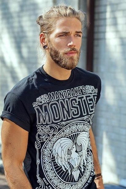 Ben Dahlhaus with his Hairbun is at number 12 on our list.