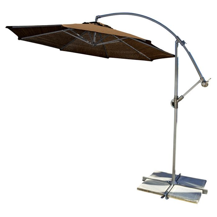 10' Round Cantilever Patio Umbrella