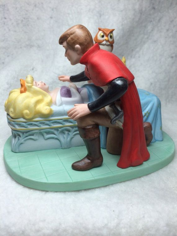 "The Disney Collection, Grolier, Magic Memories ""Sleeping Beauty"" Original Figurine Designed By The Walt Disney Artists, Mint on Etsy, $39.95"
