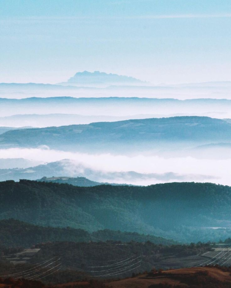 Montaña de Montserrat!