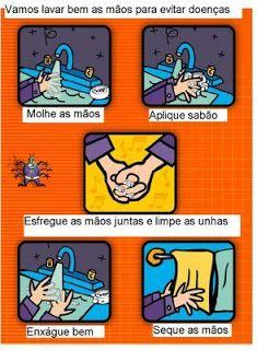 Boas Maneiras: Quando Lavar as Mãos   Faça o Download Gratuito do Poster sobre lavar as mãos aqui. Quando os pais devem lavar as mãos?   Lave as mãos antes de: Cozinhar ou comer.  Alimentação de um bebê ou uma criança (incluindo amamentação).  Dar a medicação para uma criança....  Lave as mãos depois de:  Mudar uma fralda.  Ajudar uma criança a usar um banheiro.  Utilizar um toalete.  Cuidar de uma criança doente.  Tratamento de animais de estimação ou animais.  Limpeza de gaiolas ou caixas…